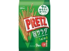 グリコ プリッツ 旨サラダ 袋9包