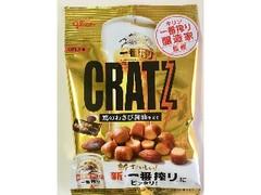 グリコ クラッツ 鶏のわさび醤油仕立て 袋42g