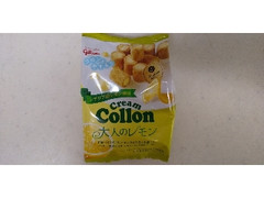 グリコ コロン 大人のレモン 袋40g