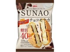 グリコ SUNAO チョコモナカ 袋82ml