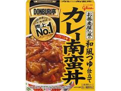 グリコ DONBURI亭 お蕎麦屋さん風のカレー南蛮丼