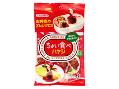 グリコ ちょい食べハヤシ 袋30g×4