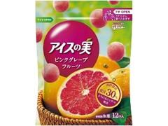 グリコ アイスの実 ピンクグレープフルーツ