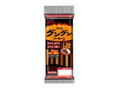 グリコ グングンソーセージ グリコカレーLEE味 袋30g×3