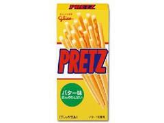 グリコ プリッツ バター味 箱25g
