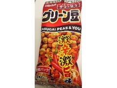 春日井 スリム グリーン豆 激辛激旨味 袋40g