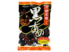 春日井 黒あめ 沖縄黒糖使用 袋185g