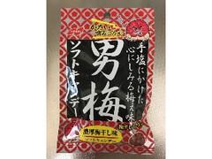 ノーベル 男梅 ソフトキャンデー 35g