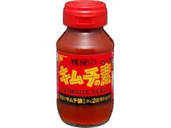 桃屋 キムチの素 瓶190g