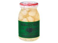 桃屋 桃屋の花らっきょう 瓶115g