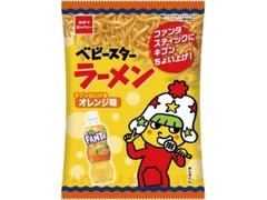 おやつカンパニー ベビースターラーメン キブンはじけるオレンジ味 袋32g