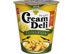 おやつカンパニー クリームデリ ジャーマンポテト味 カップ48g
