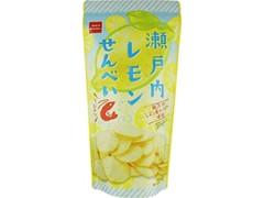 おやつカンパニー 瀬戸内レモンせんべい 袋95g