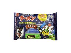 おやつカンパニー ベビースターラーメン サッカー日本代表ver. チキン味 袋23g×6