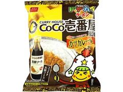 おやつカンパニー ベビースタードデカイラーメン CoCo壱番屋カツカレー味 袋68g