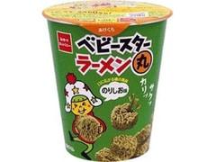 おやつカンパニー ベビースターラーメン丸 のりしお味 カップ59g