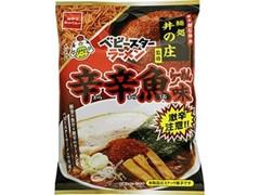 おやつカンパニー ベビースターラーメン 麺処井の庄 辛辛魚らーめん味 袋74g
