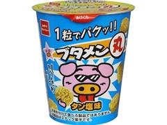 おやつカンパニー ブタメン丸 タン塩味 カップ59g