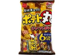おやつカンパニー ポテト丸 ジャーマンポテト味 袋18g×6