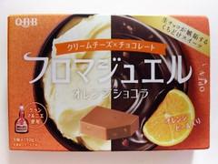 Q・B・B フロマジュエル オレンジショコラ 箱9個