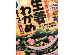 リケン 生姜わかめスープ 袋5.2g×3