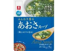 リケン あおさスープ 袋4g×4
