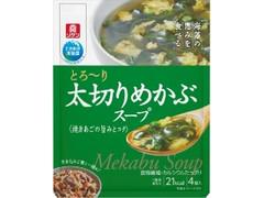 リケン 太切りめかぶスープ 袋6.5g×4