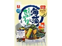 リケン きょうの海藻 海藻とたたききゅうりの素 袋36g