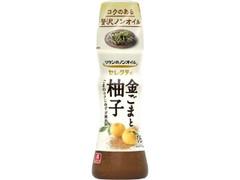 リケン リケンのノンオイル セレクティ 金ごまと柚子 ボトル150ml