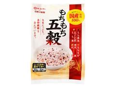キッコーマン 日本の穀物 もちもち五穀 袋30g×6