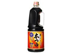 キッコーマン 濃いだし本つゆ ボトル1.8L
