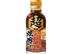 キッコーマン 超焼肉のたれ 甘口 ボトル340g