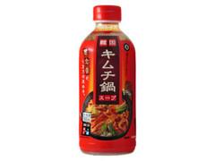 キッコーマン 韓国キムチ鍋スープ ボトル500ml