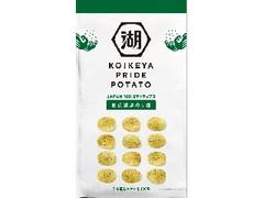 コイケヤ KOIKEYA PRIDE POTATO 秘伝濃厚のり塩 袋63g