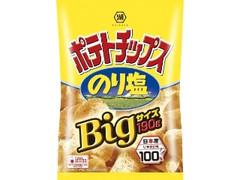 コイケヤ ポテトチップス のり塩 Bigサイズ 袋190g