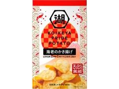 コイケヤ KOIKEYA PRIDE POTATO KOIKEYA PRIDE POTATO 海老のかき揚げ 袋60g