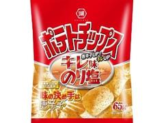コイケヤ ポテトチップス キレ味 のし塩 袋65g