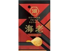 コイケヤ KOIKEYA PRIDE POTATO 大漁 海老祭り 袋60g