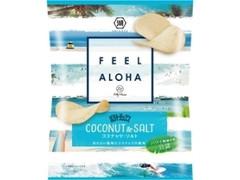 コイケヤ ポテトチップス FEEL ALOHA ココナッツ&ソルト 袋65g