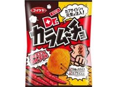 コイケヤ ドクターカラムーチョ 辛さ300%ホットチリ味 袋54g
