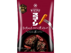 コイケヤ BISTROスコーン 牛肉の赤ワイン煮込み 袋75g