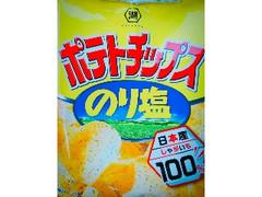 コイケヤ ポテトチップス のり塩 袋28g