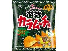 コイケヤ 海苔カラムーチョ スパイシーのり味 袋55g