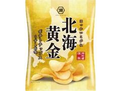 コイケヤ ポテトチップス 北海黄金 袋75g