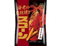 コイケヤ 海老の鬼殼焼き スコーン 袋70g