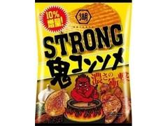 コイケヤ STRONG ポテトチップス 鬼コンソメ