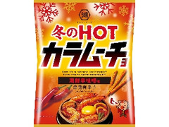 コイケヤ 冬のHOTカラムーチョ 海鮮辛味噌味 袋100g