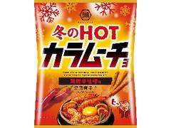 コイケヤ 冬のHOTカラムーチョ 海鮮辛味噌味