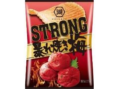 コイケヤ STRONG ポテトチップス 暴れ焼き梅 袋54g