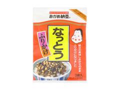 おかめ納豆 納豆ふりかけ 袋4.5g×3